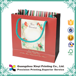 Made in china innovative exclusive advertising paper gift bags