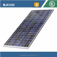 Price per watt low price 140w poly solar panel prices for solar panels