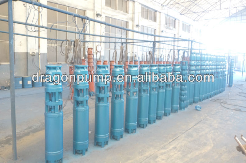 centrifugal submersible pump/submersible pump price / electric submersible pump HL-8000F