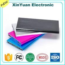 8000mah-10000mAh Multi Function Super thin Power Bank For IPhone/Mini IPad/Samsung/Xiao mi