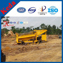 Exported to many countries in Africa Alluvial Gold Mining Equipment for sale