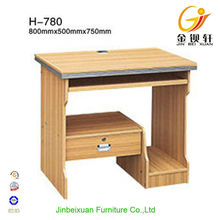 Compact Office Laptop Student Wood Writing Computer Desks For Home