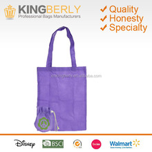 Non Woven Peace Sign Tote Bag