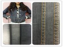 gold supplier of cotton denim fabric