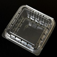 High quality New style food grade plastic trays, tray, PET, rectangular, transparent color, food, snack, squid on, dried, other.