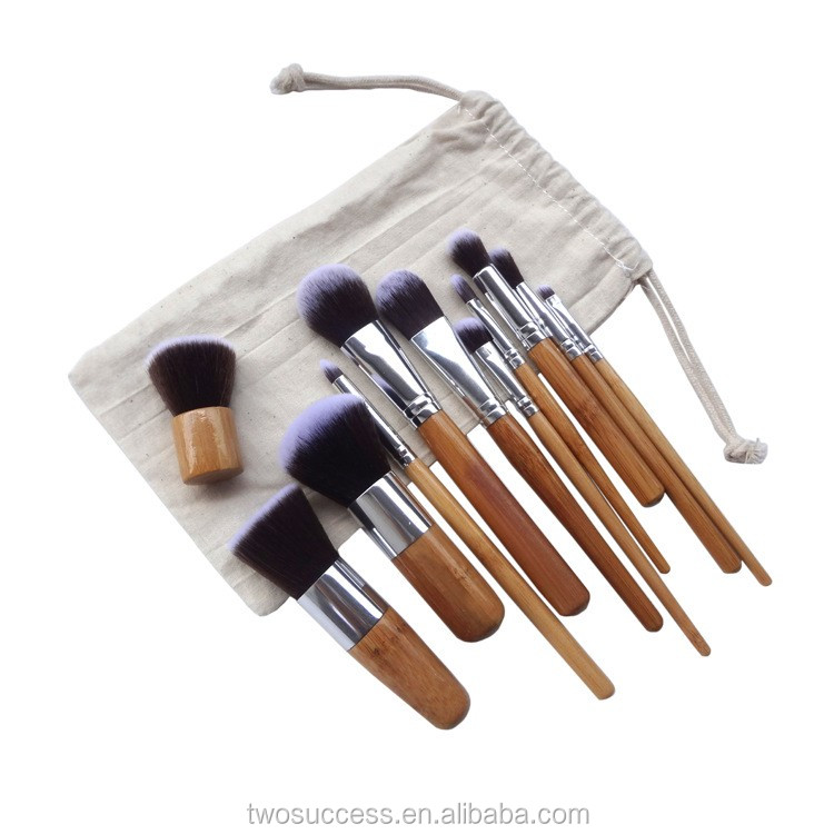 11pcs Bamboo makeup brush4.jpg