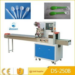 High Quality Automatic Plastic Spoon Packing Machine (+0086-13502416612)