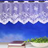 Lace Flower Lace Kitchen Curtains Cheap 2015 new model