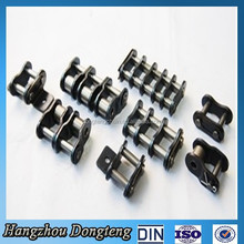 CL&OL Connecting link with cotter pin Close spring clip &Offset link For roller chains