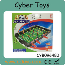 2015 new design mini plastic human football table game for kids and adults for sale indoor football table game