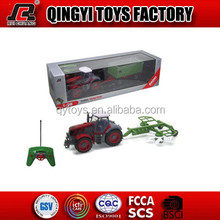 Newest products!1:28 4 Channels R/C farm tractor RC Toys, RC car