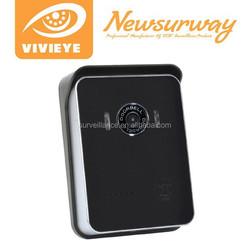 wifi IP network video door bell with CMOS camera IP WIFI Video Door bell