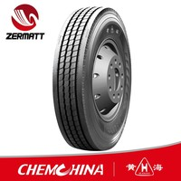Factory price container semi truck tire sizes 10.00x20