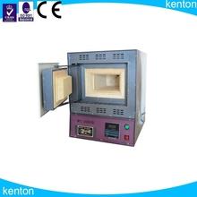 Digital laboratorio eléctrico mufla del horno