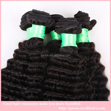 100%Factory direct new products 2015 indian real hair