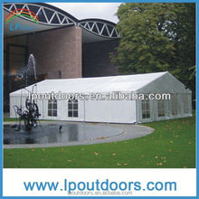 20x40m high quality aluminum wedding tent air conditioner for sale export to Chile