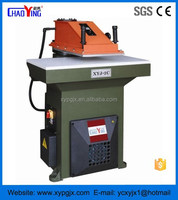 ATOM Hydraulic Swing Arm Atom die cutting machine/clicker machine