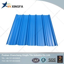 Low noise, long life and tough PVC building material for roofing