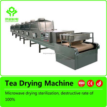 Tunnel fruit drying equipment/tea drying machine/microwave Sterilizing Machine