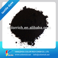 Darkest disperse black exsf 300% manufacturer disperse dyes for polyester