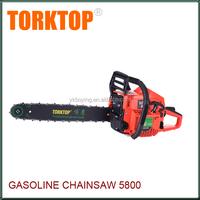 Chainsaw 2 stroke petrol chain saw wood cutting machine