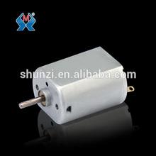 común 130 magnético de cc micro motor eléctrico