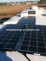 130W Les panneaux solaires,mono solar panel