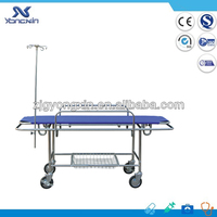 Certification emergency resuscitation trolley