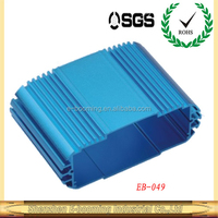 gps aluminum extrusion enclosure,electronics aluminum extrusion enclosure