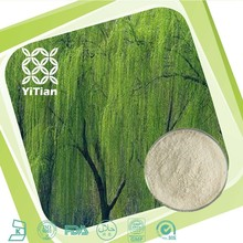 Halal Certified Pure White Willow Bark Extract