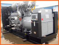 50KW/63KVA 1500/1800rpm/min Diesel Generator Sets powered by Perkins Engine 1104A-44TG1
