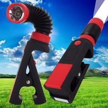 Passerby B72 Strong magnetic clip base soft tube Arbitrary bending Multi-function LED car light