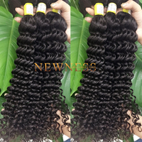 wholesale kinky curly virgin malaysian and brazilian remy hair high quality best selling different types of curly weave hair
