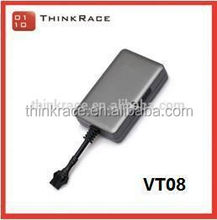 Thinkrace Global Multi Geo-fence Alarm automatic gps tracker VT08For Motorcycle with Acceleration Sensor