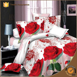 3D Bedding Set Manufacturer! High Quality Reactive Print 3D bed cover
