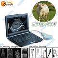 Los animales el embarazo del escáner de ultrasonido/embarazo portátil de ultrasonido escáner