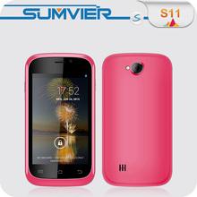 3.5 inch 800x480 512MB+4GB cheap city call mobile phone