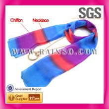 bufandas de la manera