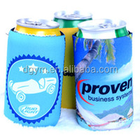 Neoprene Can Cooler/beer can cooler/Printed Beer Can Bottle Cooler