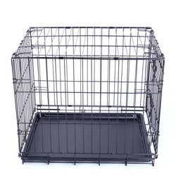 High Quality Iron Dog Cage Foldable Dog Cage