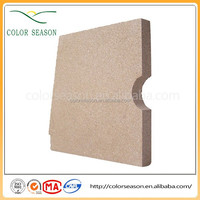 VMC Fireplace Vermiculite Board used as Fireproof