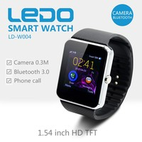 LEDO Chinese Imports Wholesale Android Mobile Phone Type gt08 Smart Watch