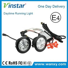 Best seller high power universal LED DRL running light car daylight running light