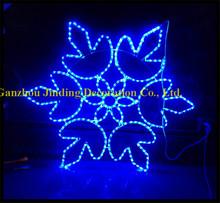 Outdoor led falling snow lights, snow falling led christmas lights, led snow drop lights