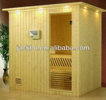 fashion outdoor combination Sauna Room