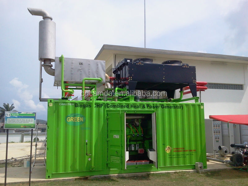 ... Biogas Genset/ Biogas Generator/ Biogas Waste Power Plant in Malaysia