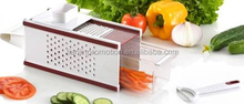 Multi-Box Spiral 5 In 1 plastic grater