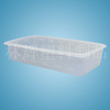 80 liters rotomolding plastic small rectangular foot/hand wash tubs for sale