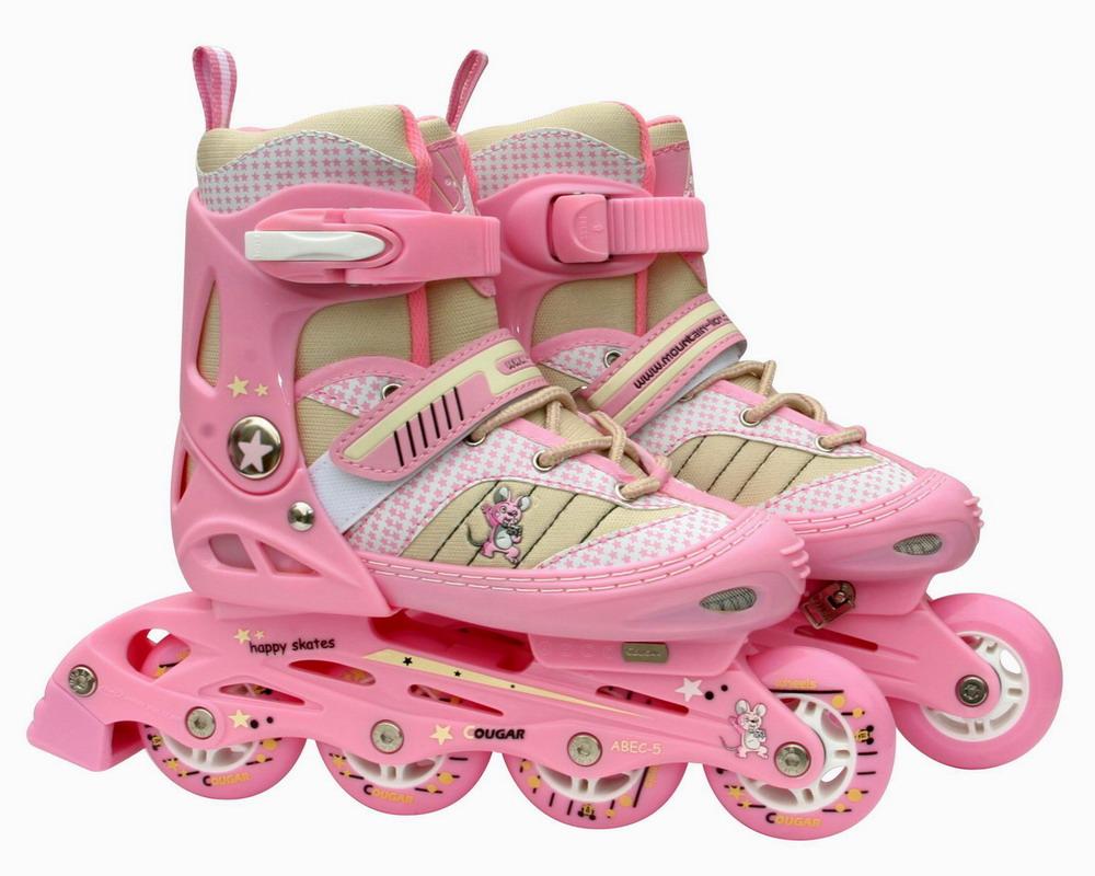 Mädchen und jungen komfortable verstellbare inline räder rollschuh schuhe