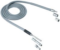 endoscopic fiber optic cable